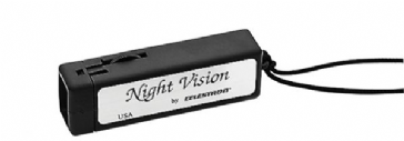 Celestron Flashlight, Night Vision